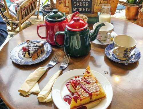Biddy's Tea Room